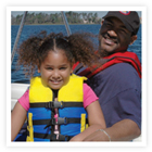 Big kids love to boat, help keep them safe and learn tips